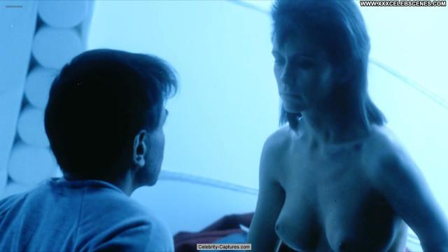 Leigh Lombardi Moontrap Celebrity Beautiful Babe Ass Tits Sex Scene