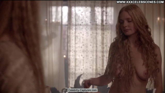 Rebecca Ferguson The White Queen Beautiful Babe Toples Celebrity