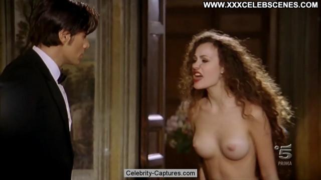Adua Del Vesco Valentino Beautiful Toples Sex Scene Celebrity Topless