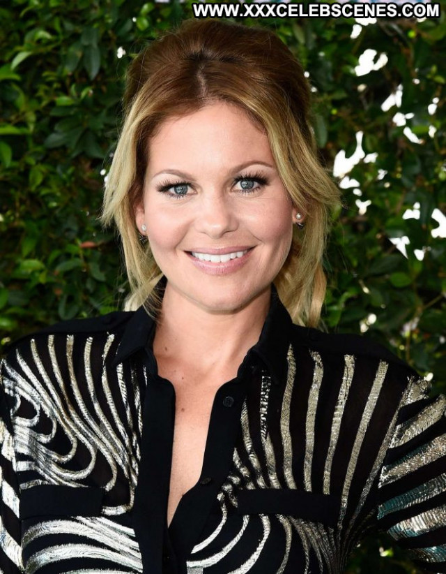 Candace Cameron Bure No Source Paparazzi Posing Hot Awards Beautiful