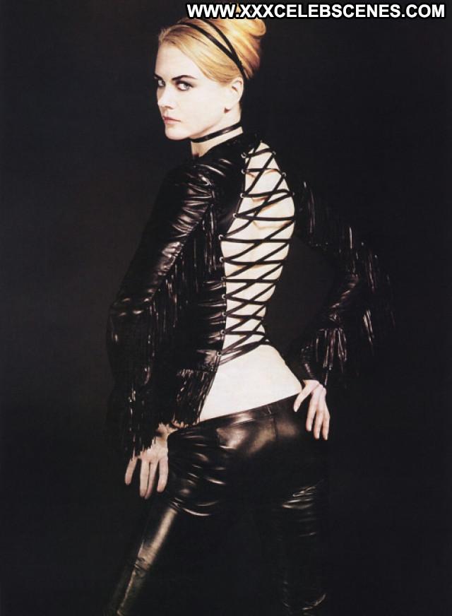 Nicole Kidman Amateur Bar Leather Perfect Beautiful Reality Nude