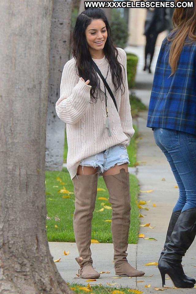 Vanessa Hudgens West Hollywood Babe Celebrity Beautiful West