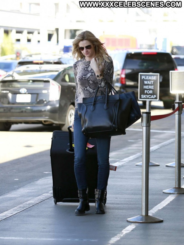 Erin Andrews Erin Andrews Paparazzi Los Angeles Posing Hot Lax