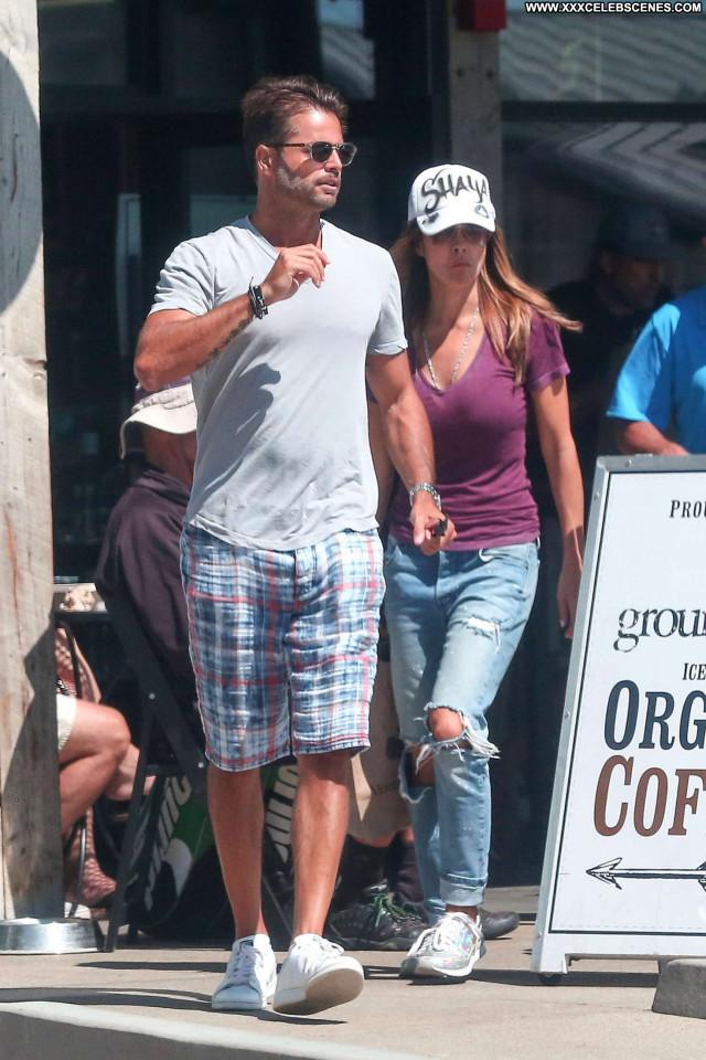 Brooke Burke No Source Babe Paparazzi Posing Hot Jeans Beautiful