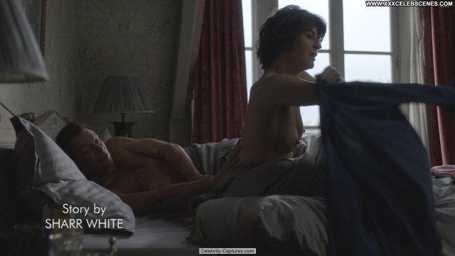 Irene Jacob The Affair Posing Hot Nude Sex Scene Tits Celebrity