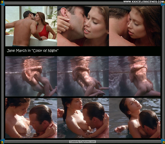 Jane March Color Of Night Sex Beautiful Sex Scene Babe Celebrity