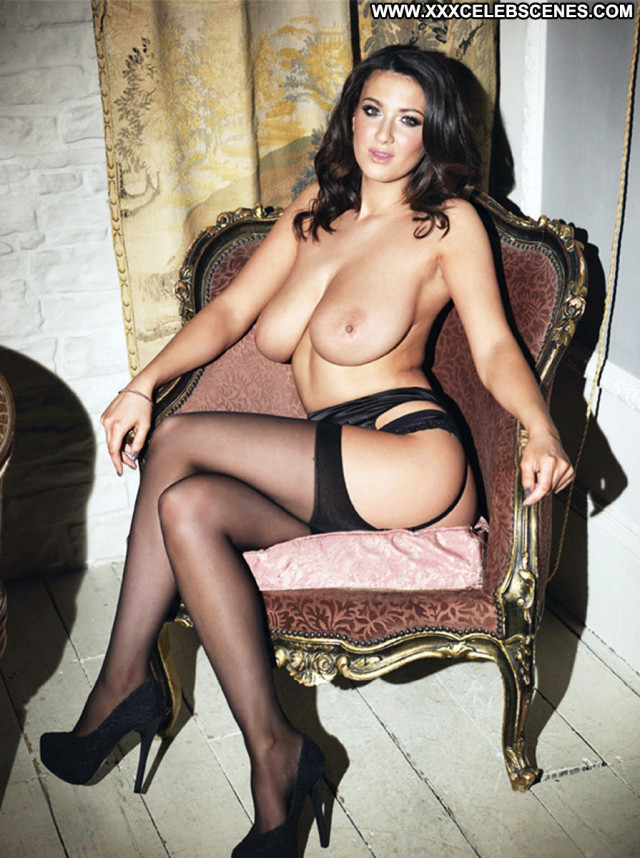 Joey Fisher Anarchy Parlor Big Tits Topless Babe Hot Black Beautiful