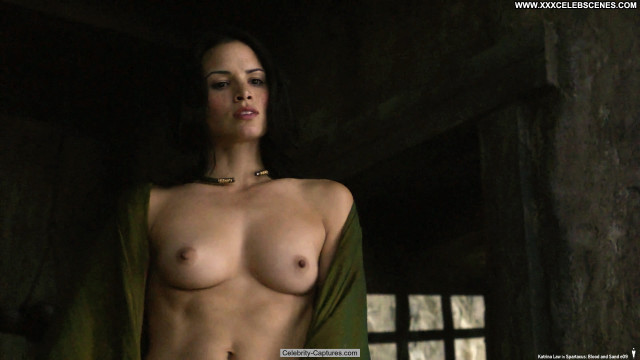 Katrina Law Spartacus Sex Scene Spa Beautiful Posing Hot Nude Babe