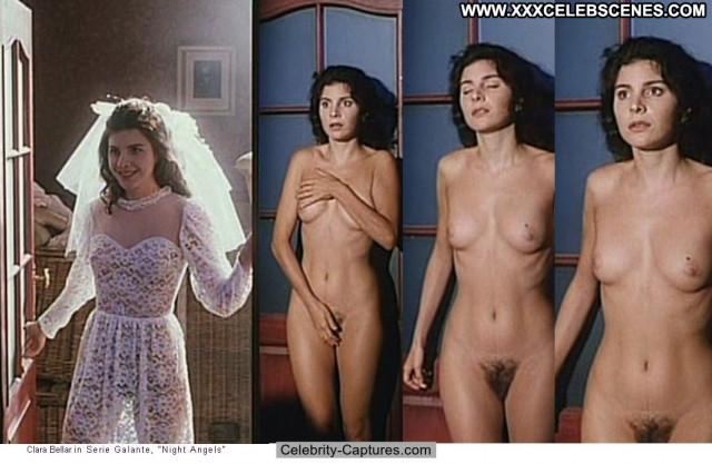 Clara Bellar Night Angels Full Frontal Nude Angel Posing Hot Sex