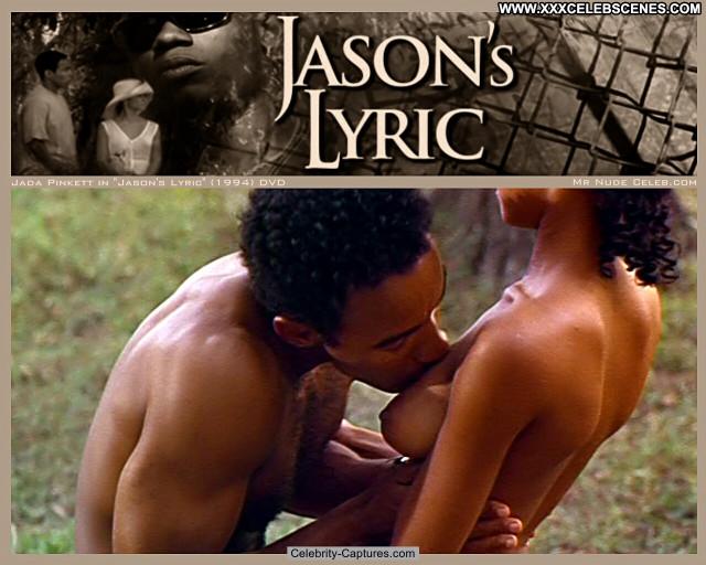 Jada Pinkett Smith Jason S Lyric Celebrity Sex Scene Posing Hot