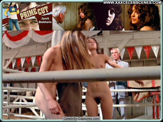 Janit Baldwin Prime Cut  Sex Scene Babe Beautiful Celebrity Posing Hot