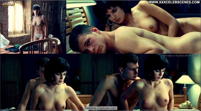 Clara Lago El Juego Del Ahorcado Posing Hot Beautiful Sex Scene Naked