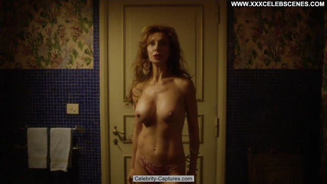 Monica Cetti The Young Pope Toples Topless Sex Scene Beautiful Posing