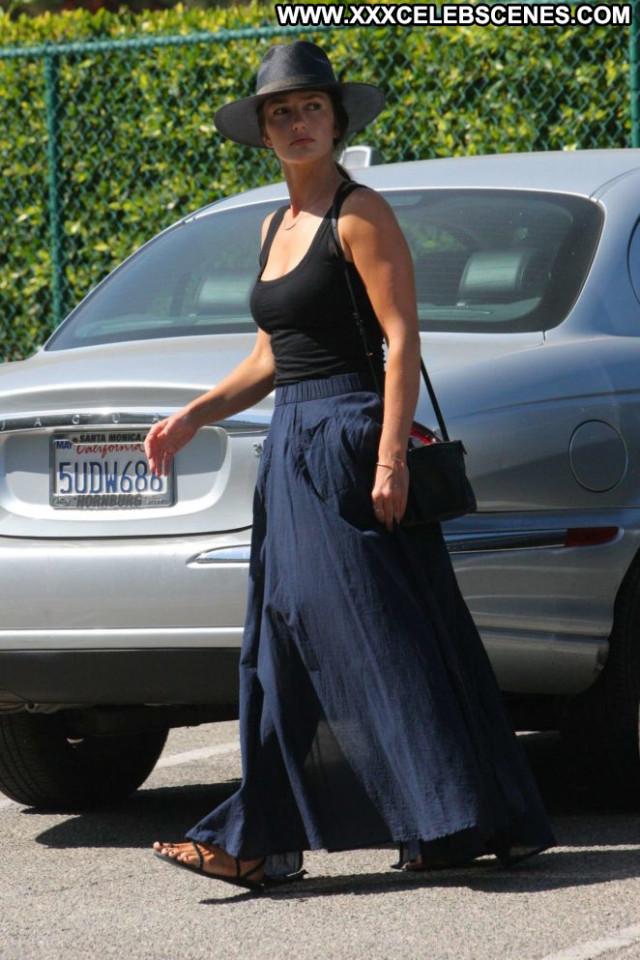 Minka Kelly Beverly Hills Paparazzi Posing Hot Beautiful Babe