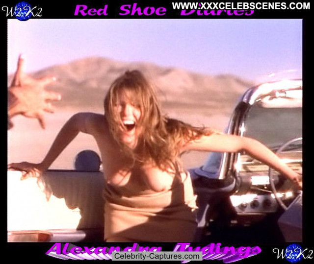 Alexandra Tydings Red Shoe Diaries  Babe Beautiful Toples Celebrity