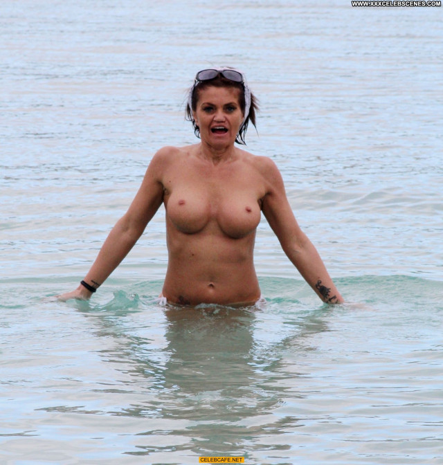Danniella Westbrook No Source Spain Spa Celebrity Posing Hot Topless