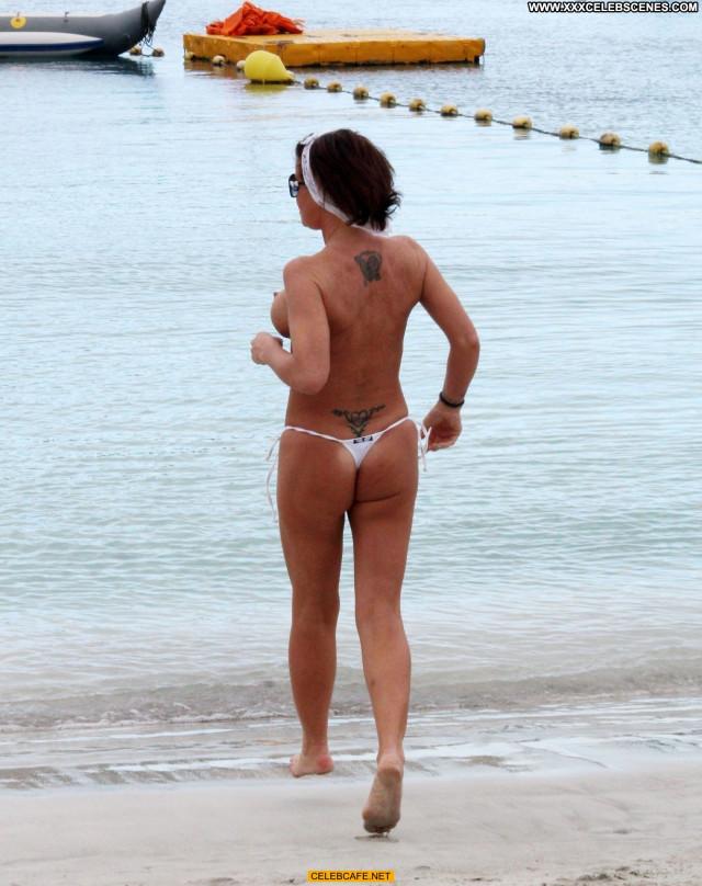 Danniella Westbrook No Source Babe Beach Posing Hot Toples Spain