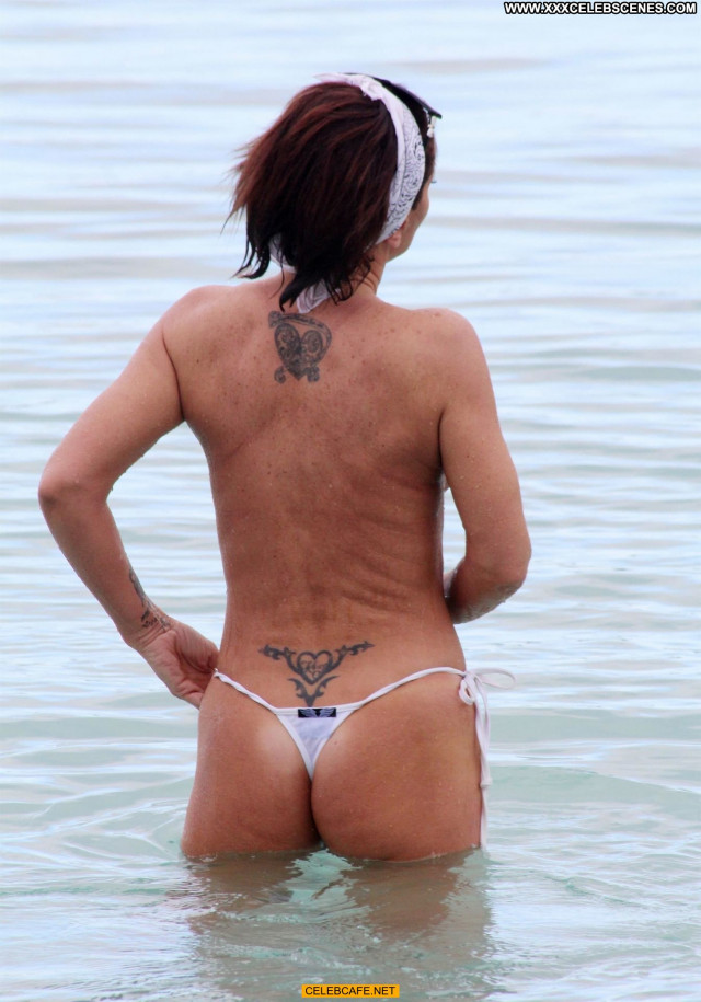 Danniella Westbrook No Source Beach Topless Spain Toples Babe
