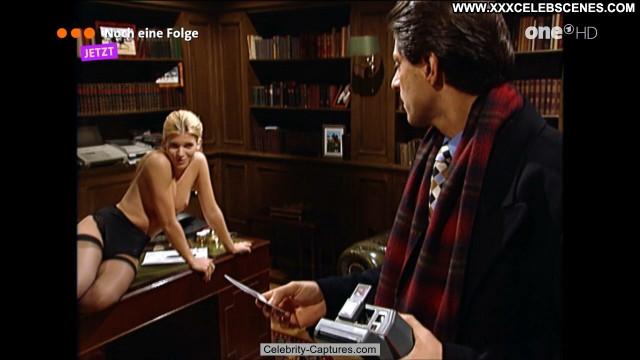 Kerstin Landsmann Verbotene Liebe Posing Hot Toples Babe Topless Sex
