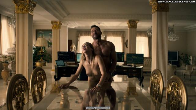 Fanny Muller Strike Back Sex Posing Hot Babe Beautiful Celebrity Nude