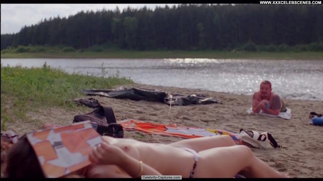 Alicia Ziegler Placid Posing Hot Babe Topless Celebrity Sex Scene