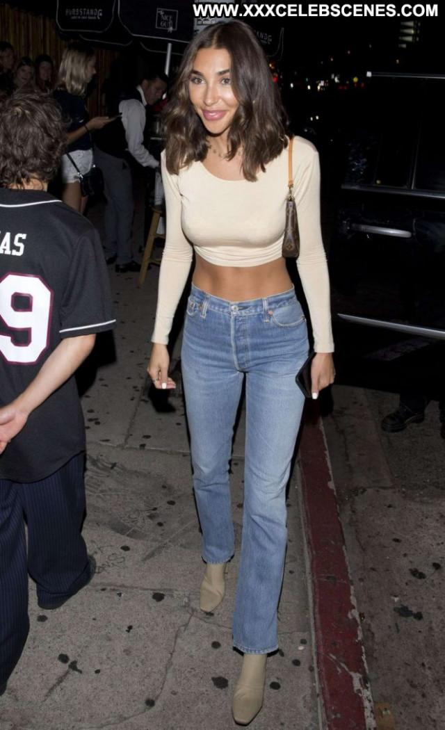 Chantel Jeffries No Source Paparazzi Posing Hot Hollywood Beautiful