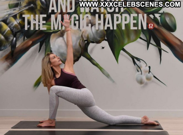 Gemma Merna Yoga Class Yoga Babe Beautiful Posing Hot Celebrity