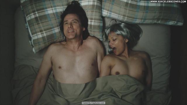 Ginger Gonzaga Kidding Babe Sex Scene Toples Posing Hot Celebrity
