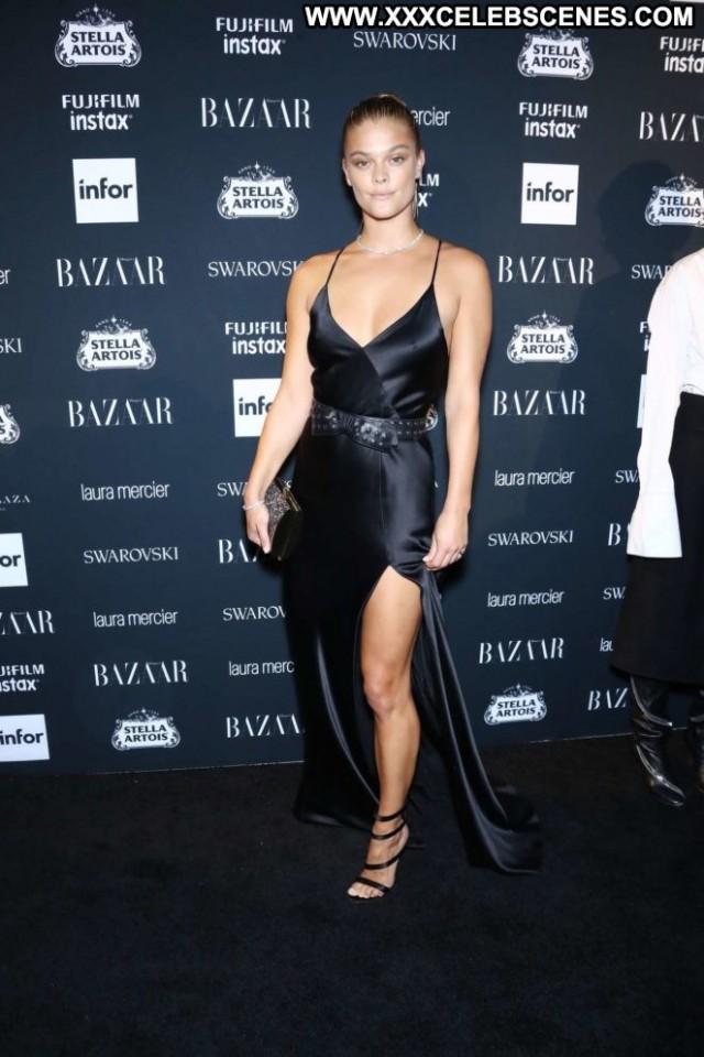 Carine Roitfeld Harpers Bazaar Car Beautiful Babe Posing Hot