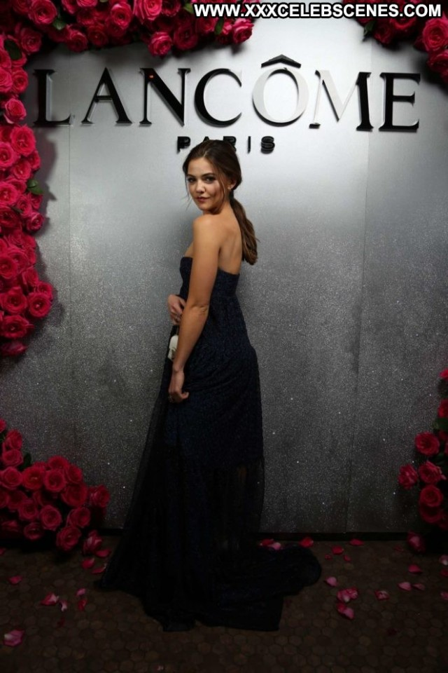 Danielle Campbell No Source  Celebrity Beautiful Paparazzi Party Babe