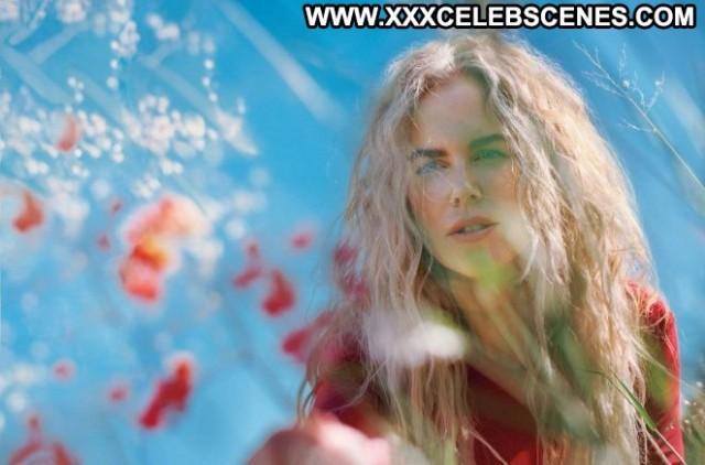 Nicole Kidman Allure Magazine Posing Hot Paparazzi Magazine Babe