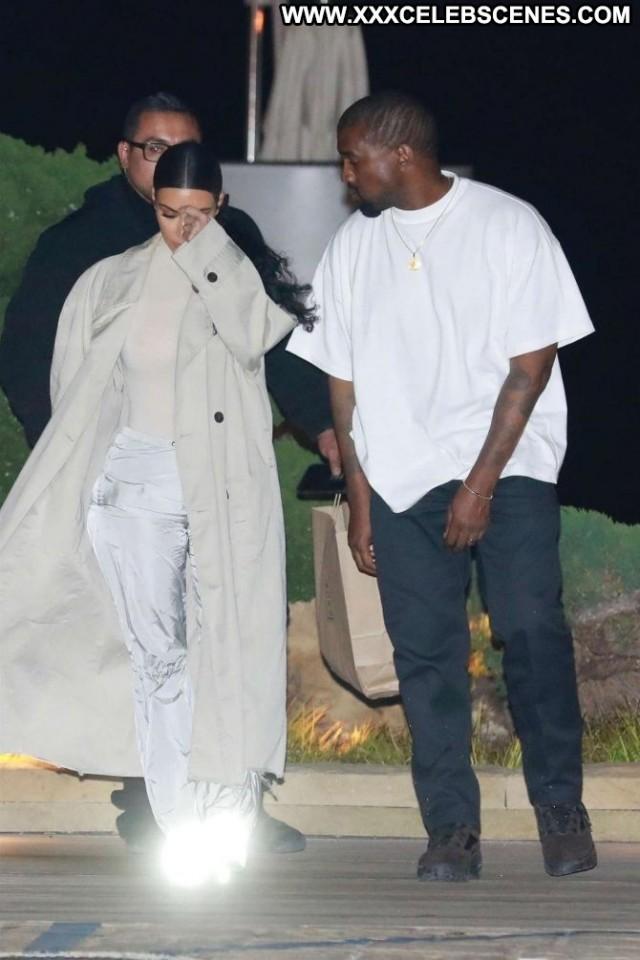 Kim Kardashian No Source Babe Mali Paparazzi Malibu Beautiful