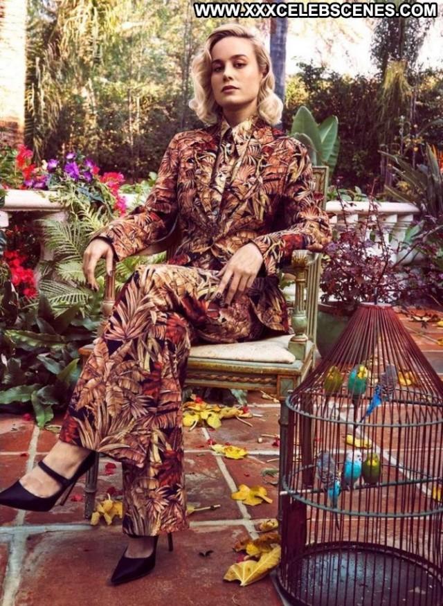 Brie Larson S Magazine Babe Celebrity Posing Hot Magazine Paparazzi
