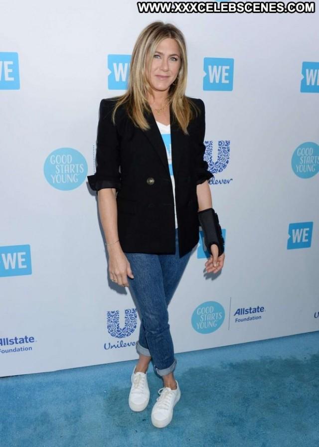Jennifer Aniston Los Angeles California Celebrity Babe Beautiful