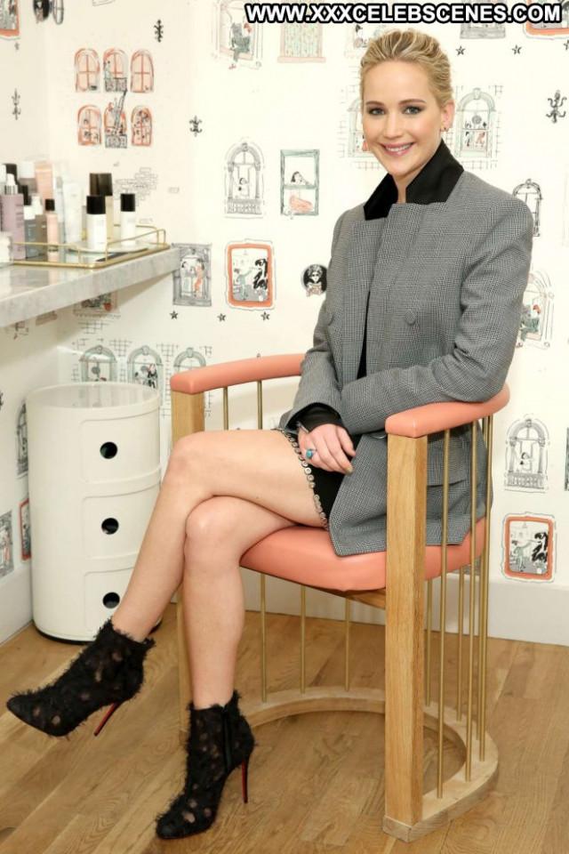Jennifer Lawrence New York Babe Beautiful Paparazzi Celebrity New