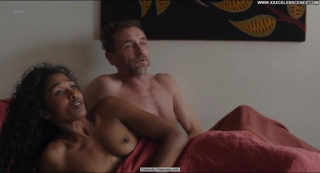 Sara Martins Voyez Comme On Danse Ebony Sex Scene Actress Posing Hot