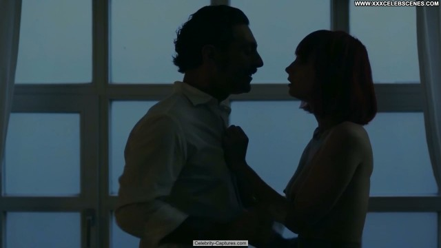 Ingrid Garcia Jonsson Ana De Dia Celebrity Posing Hot Babe Sex Scene