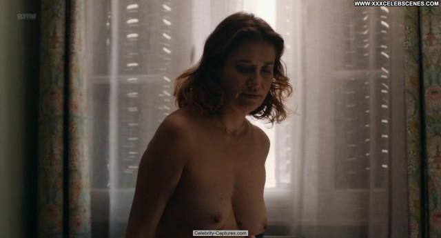 Emmanuelle Devos Amin Posing Hot Beautiful French Actress Celebrity