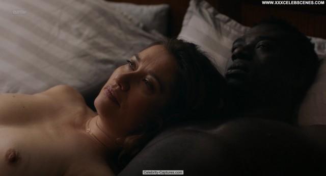 Emmanuelle Devos Amin Topless Posing Hot Toples Sex Scene Beautiful