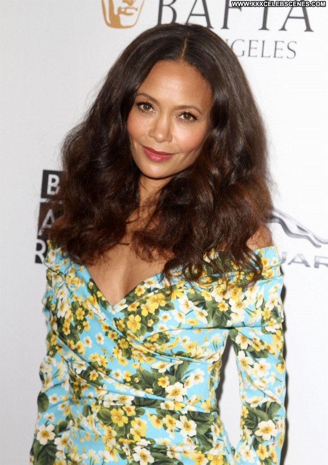Thandie Newton No Source Beautiful Babe Posing Hot Sexy Celebrity