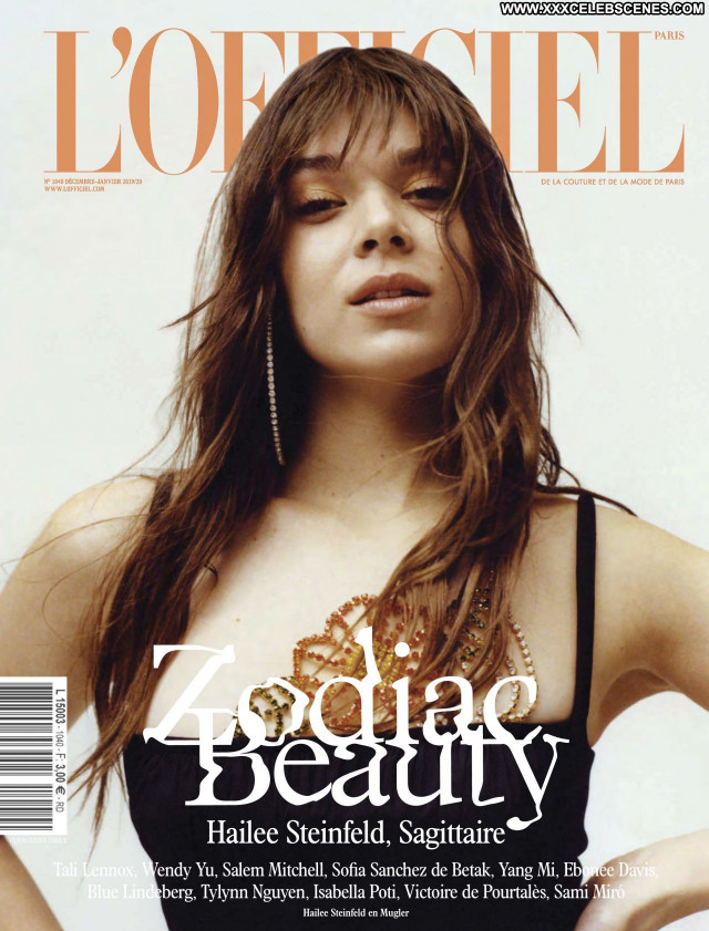 Hailee Steinfeld No Source Sexy Posing Hot Babe Celebrity Beautiful