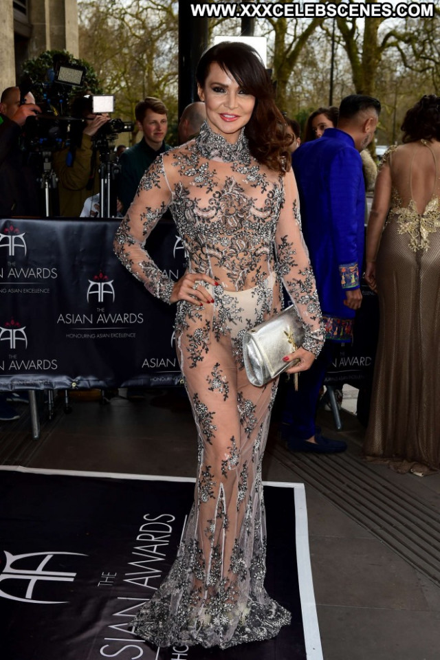 Lizzie Cundy No Source Beautiful London Babe Awards Asian Posing Hot