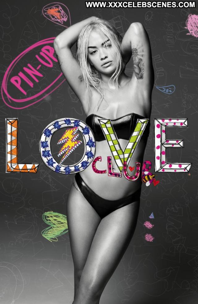 Rita Ora Love Magazine Magazine Posing Hot Beautiful Celebrity
