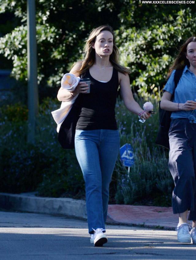 Olivia Wild Los Angeles Posing Hot Babe Celebrity Beautiful Paparazzi