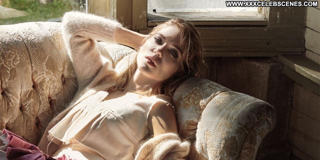 Lea Seydoux No Source Beautiful Sexy Babe Posing Hot Celebrity