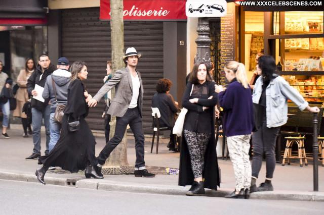 Nikki Reed No Source Beautiful Paris Posing Hot Celebrity Babe