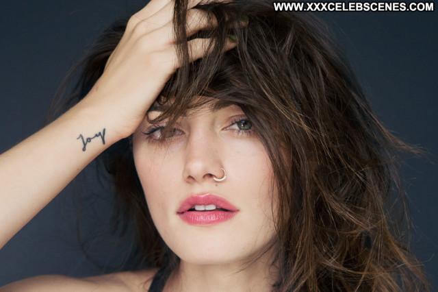 Phoebe Tonkin No Source  Beautiful Piercings Celebrity Babe Posing