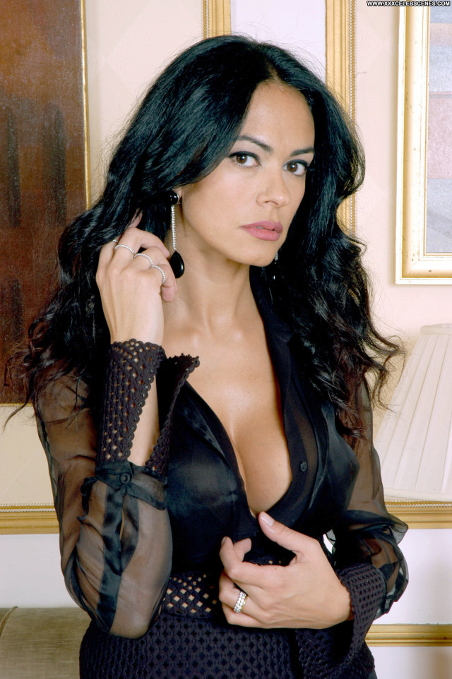 Maria Grazia Cucinotta No Source Babe Celebrity Posing Hot Beautiful
