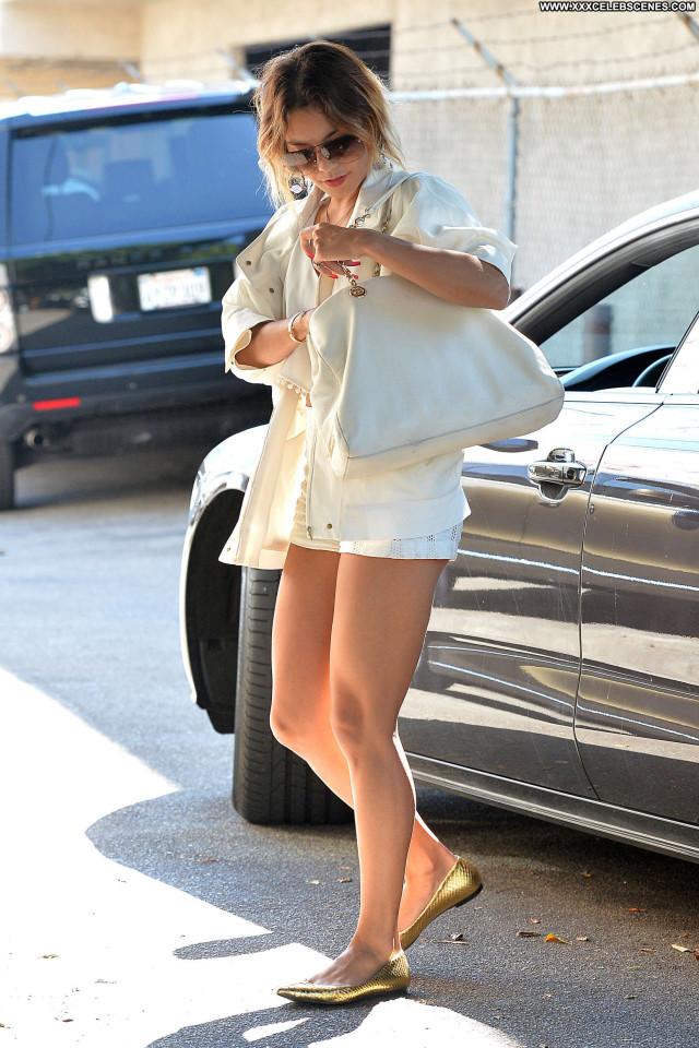 Vanessa Hudgens West Hollywood  Hot Shorts Posing Hot Beautiful