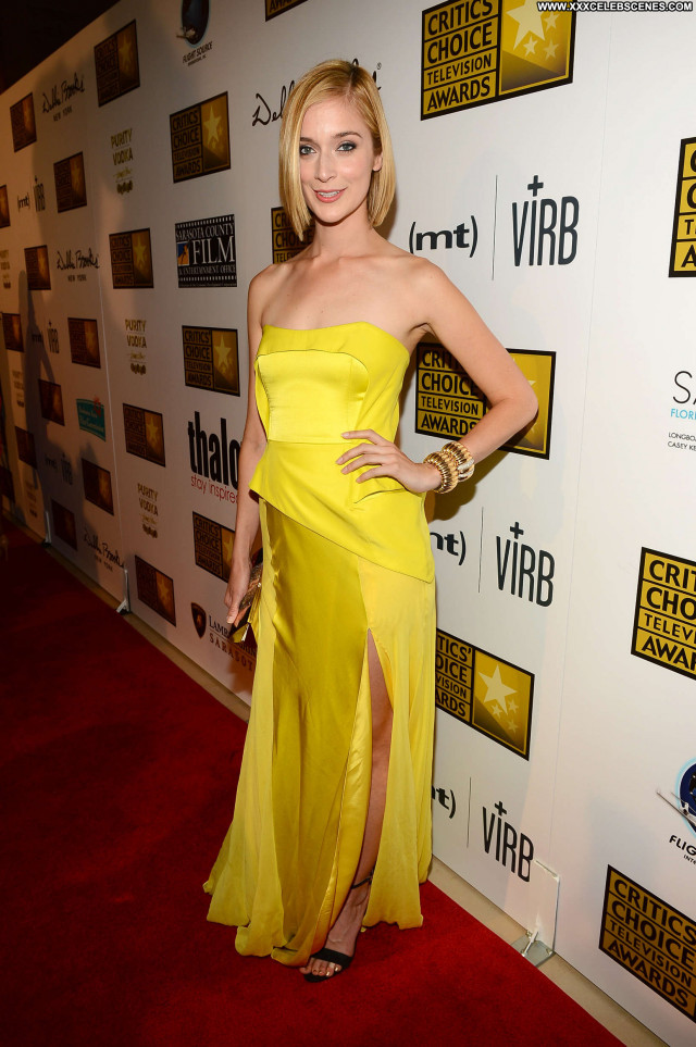 Caitlin Fitzgerald No Source Posing Hot Babe Celebrity Awards